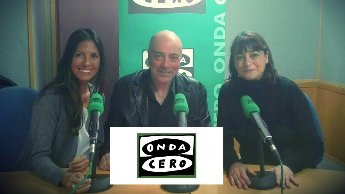 Ana Saro en Onda Cero nos habla de la Felicidad