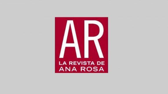 Mamen Jiménez en AR La revista de Ana Rosa Quintana