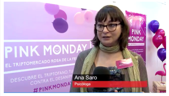Pink Monday, la nueva filosofía para fomentar mentes positivas
