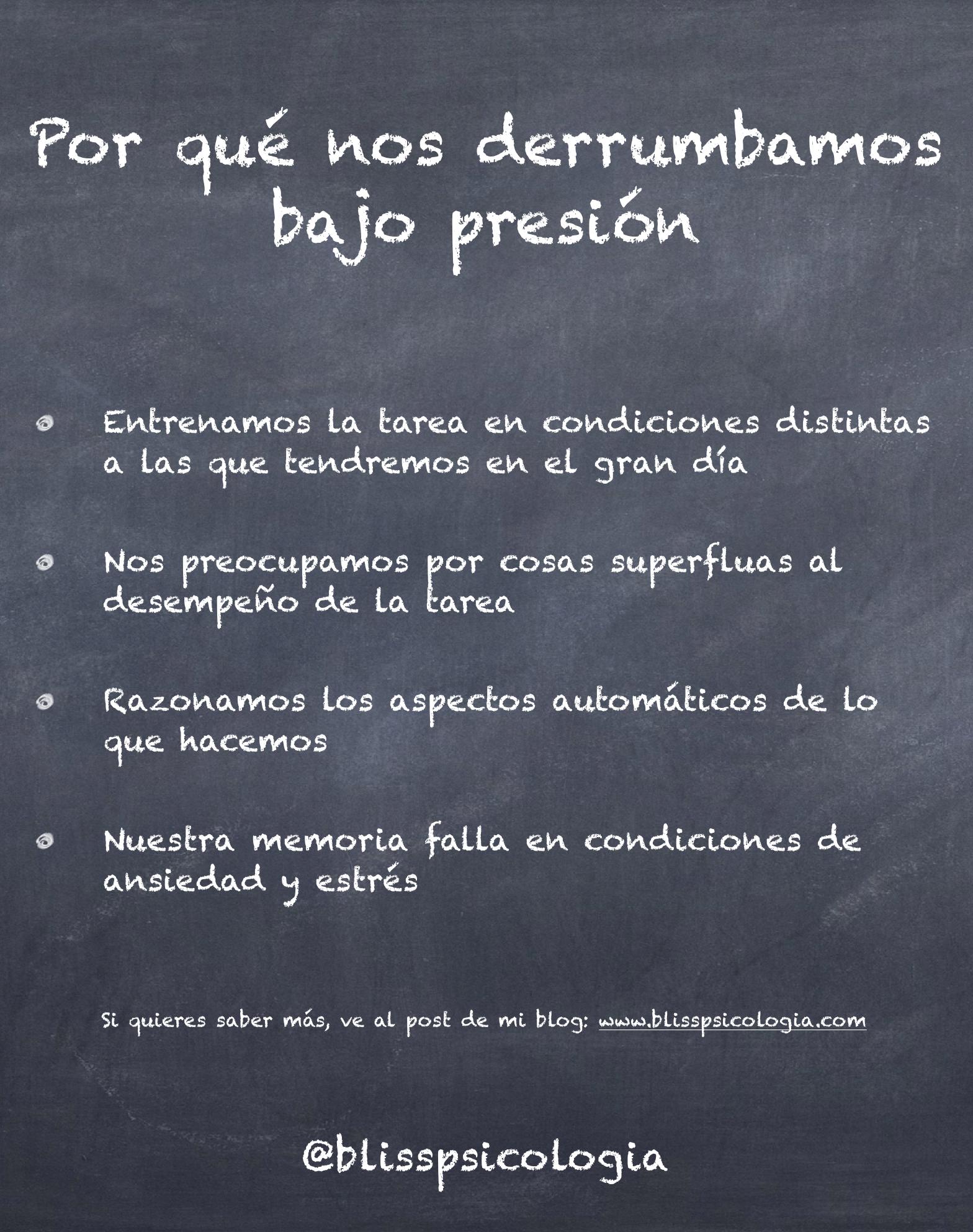 4 razones @blisspsicologia